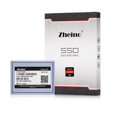 "Zheino 1.8"" ZIF SSD 128GB for MacBook Air 1st Rev.A1237 DELL D420 D430 HP Mini"