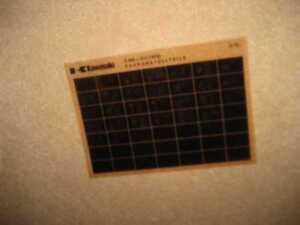 Kawasaki Z 400 D 3, Chassis Spare Parts Catalog Microfoil Microfilm Micro Film