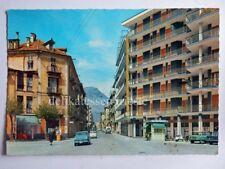 DOMODOSSOLA Piazza Risorgimento Vespa Piaggio Verbano Cusio Ossola cartolina