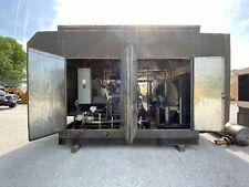 Deutz 250kw Natural Gas Enclosed Generator Set