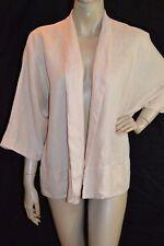 Zara Woman Jacke Blazer jacket veste 40 M  neu NEW 100% Leinen beige 49,95€