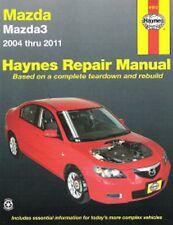 2004 2005 2006 2007 2008 2009 2010 2011 Mazda3 Haynes Repair Service Manual 9155