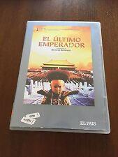 EL ULTIMO EMPERADOR - 1 DVD 163 MIN - SLIMCASE - COLECCIONABLE EL PAIS DE CULTO