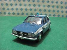 ALFA ROMEO  Alfasud 1200 1°serie 1976  Polizia- 1/43 Progetto KR 1084  -  MIB