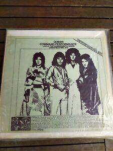 Queen - Live At The Hammersmith Odeon Christmas 1975 (bootleg vinyl LP)
