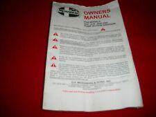 Mossberg 500/835 and 590 Shotgun Owners Manual