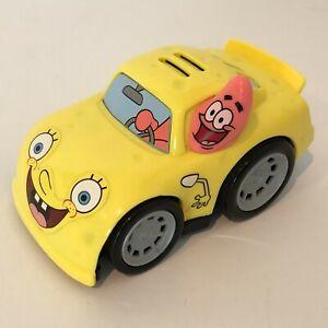Fisher Price Shake N Go Race Car Spongebob Squarepants Patrick Nickelodeon 2012