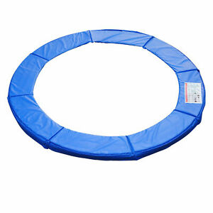 HOMCOM 8FT Trampoline Pad PVC Replacement Safety Surround Spring Cover Padding