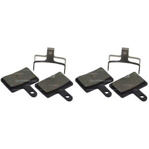 2 Pairs of Shimano Deore Disc Brake BRM-525 515 495 475, Select Your Compound