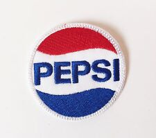 *GUARANTEED* PEPSI Embroidered Iron On / Sew On Patch, Free Ship