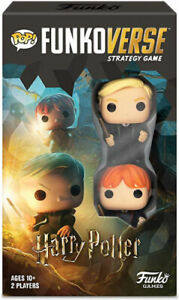 POP FUNKOVERSE STRATEGY GAME HARRY POTTER EXPANDALONE (C: 1-. Brand New