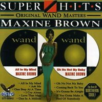 Maxine Brown - Super Hits [New CD]