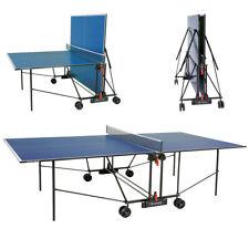 GARLANDO Tavolo da Ping Pong - Blu
