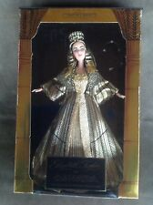 Elizabeth Taylor in Cleopatra Barbie NRFB Liz Taylor 2000 Doll With Certificate