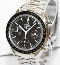 original Omega Speedmaster Chronograph Stahl Uhr Ref.3539500 Box Papiere