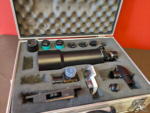 Brandon Apochromat Vernonscope 80mm + Eyepieces, Accessories & Aluminum Case