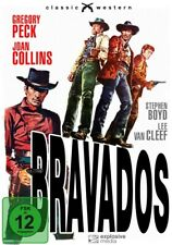 BRAVADOS - KING,HENRY   DVD NEU