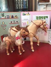 Barbie Walking Horse & Pony