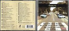2 CD 31T TRIBUTE TO THE BEATLES ELTON JOHN/JOE COCKER/HENDRIX/CHER/CARPENTERS