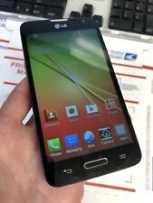 LG Optimus L70 D321 Cricket Smartphone 4G LTE Android Used Working