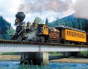 Springbok's 500 Piece Jigsaw Puzzle Durango Express