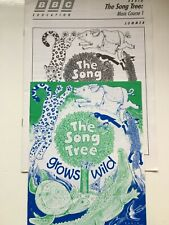 The Song Tree Grows Wild, Time and Tune Summer, BBC RADIO FOR SCHOOLS 2 Books