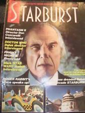 STARBURST Magazine - Vol 11 - No 127 - Date 03/1989 - Marvel / Film Magazine