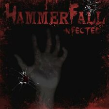 HAMMERFALLS - INFECTED -   CD NUOVO
