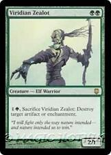 VIRIDIAN ZEALOT Darksteel MTG Green Creature — Elf Warrior RARE
