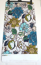KENZO FOR LELIEVRE 'Song' 100% polyester twill fabric 150cm long x 151cm wide