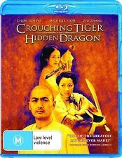Crouching Tiger, Hidden Dragon (Blu-ray, 2010)