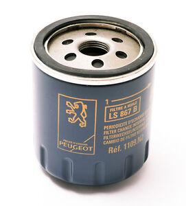Peugeot 106 Oil Filter all 106 models 91-99 inc 1.1 1.4 1.6 XS XSi RALLYE GTi