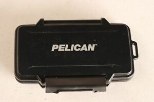 Used Black Pelican SD Card Case 0915 Set of 2