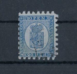 Finnland Briefmarke 1873 Mi.Nr.8Ay  CH22888 , gestempelt