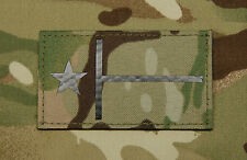 Texas State Flag Infrared Call Sign Patch Multicam IR Lone Star VELCRO® Brand