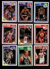 1989 Fleer Basketball Star Lot with Michael Jordan