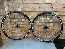 Fast Forward Carbon Clincher wheelset - Shimano Freehub.