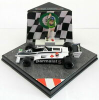 Quartzo 1/43 Scale QWC99014 - F1 Brabham BT-49C World Champion 1981 N.Piquet