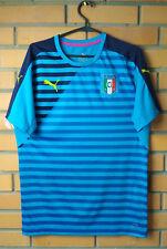 Italy (Italia) Football training Shirts Size L jersey soccer Puma
