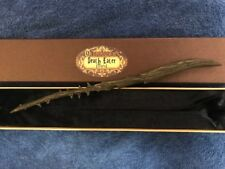 """Death Eater Thorn Wand 13.5"""", Harry Potter, Ollivander's, Noble, Wizarding World"""