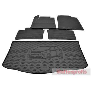 Kofferraumwanne mit Anti-Rutsch passend für  Kia Picanto II ab 2011--/>