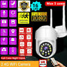 1080P HD IP Wireless Wifi Camera Outdoor CCTV HD PTZ Home Smart Security IR Cam