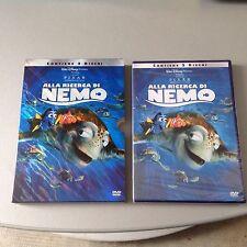 Vintage# Dvd 2 Dischi Finding Nemo Alla Ricerca Di Nemo# Sealed