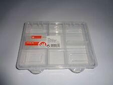 Aufbewahrungsbox 20x16 sortimentskasten Ordnungsbox Sortierkasten Box Sortierbox
