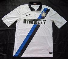 Internazionale INTER MILAN ITALIA Away shirt Nike 2011-2012 Nerazzurri/Adulto/S