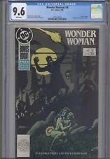 Wonder Woman #18 CGC 9.6 1988 DC Comic 16 Page Legend of Amazon Story: New Frame