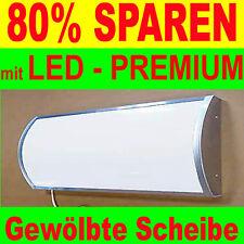 LED Leuchtkasten gewölbtes Acryl 1000 x 800 x 60 mm Leuchtalarm.de Leuchtwerbung