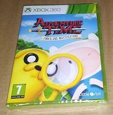 Hora De Aventura: Finn y Jake investigaciones (Microsoft Xbox 360)