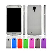 2 x TPU de silicona funda protectora para Samsung Galaxy s4, bumper, funda bolsa estuche