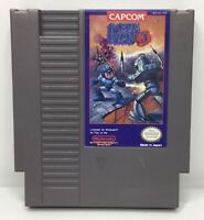Nintendo NES Mega Man 3 Video Game Cartridge *Authentic/Cleaned/Tested*